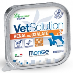 Pâtée chien RENAL and OXALATE barquettes 150 grs