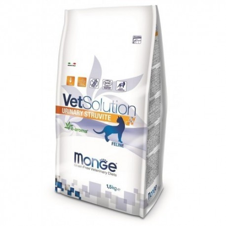 URINARY STRUVITE VET Solution Chat 1,5 kg